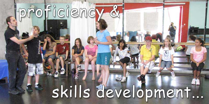 proficiency & skills development